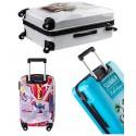 lot de 3 valises tendance