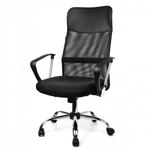 AIR PLUS Fauteuil de bureau siège en tissu inclinable