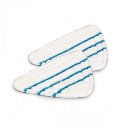 2 lingettes chaussettes de rechange pour Mop Vapeur