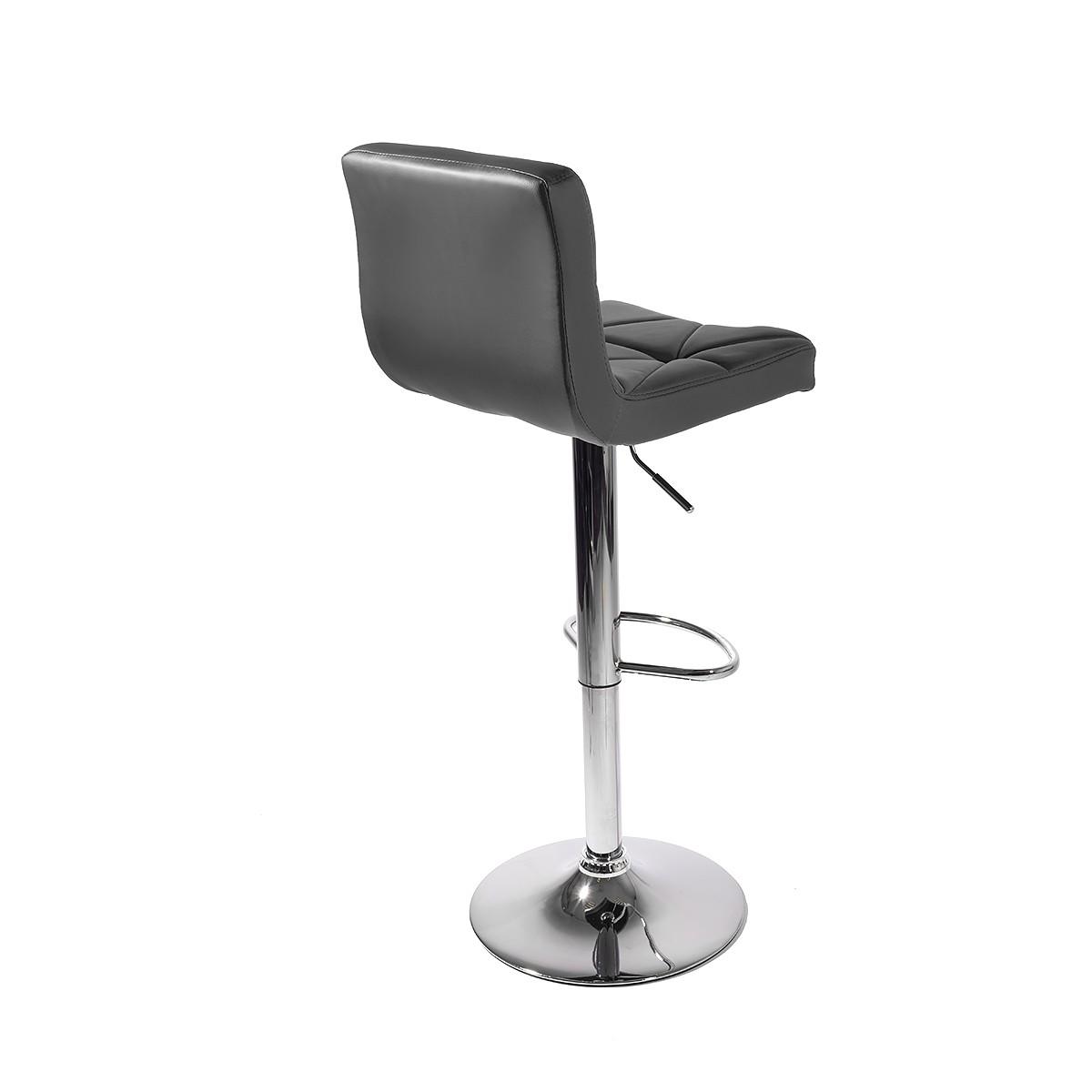 moni chaise bar tabouret haut tournant hauteur r glable ebay. Black Bedroom Furniture Sets. Home Design Ideas