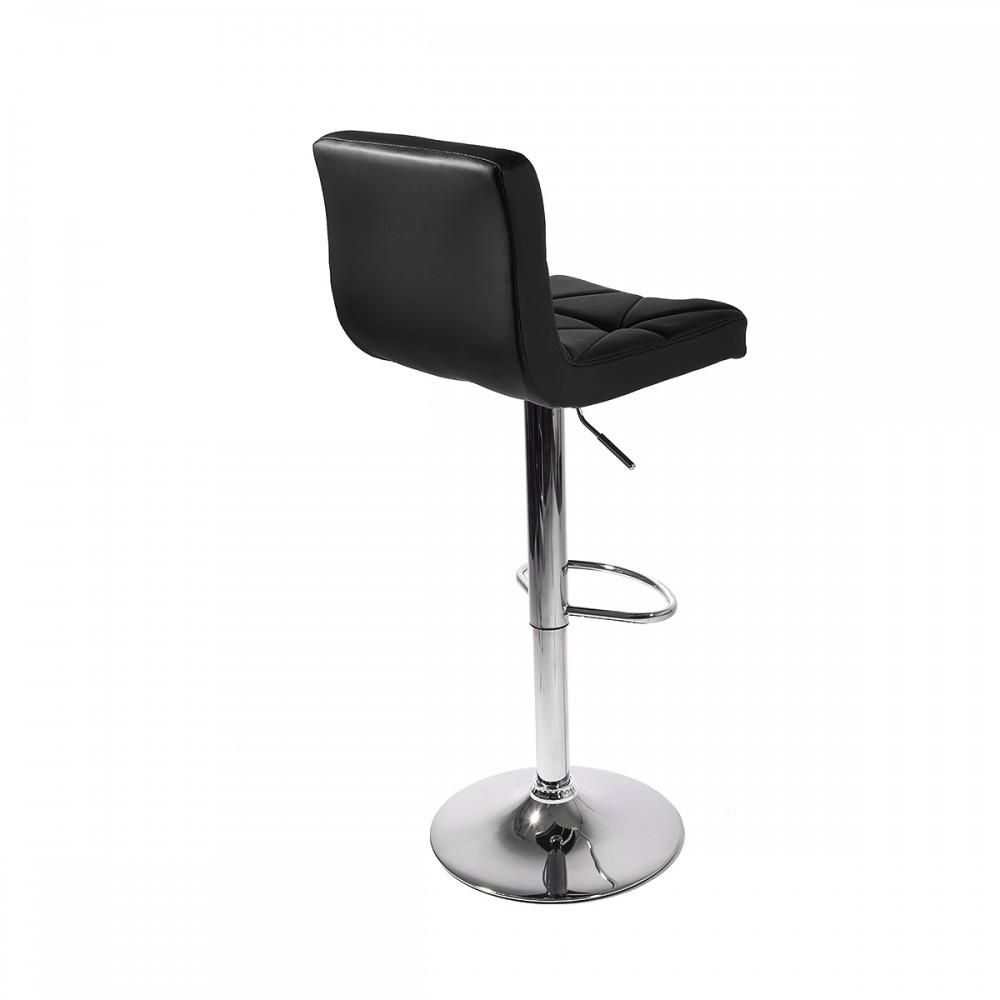 Tabouret de bar moni chaise haute design et de qualit for Tabouret haut reglable hauteur