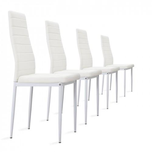 Chaises S2 Blanc