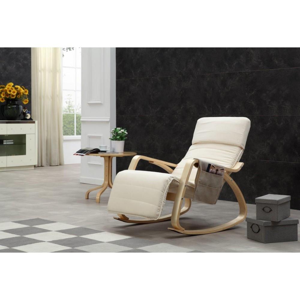 super fauteuil bascule avec organisateur. Black Bedroom Furniture Sets. Home Design Ideas