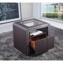 Table de nuit S85 Marron