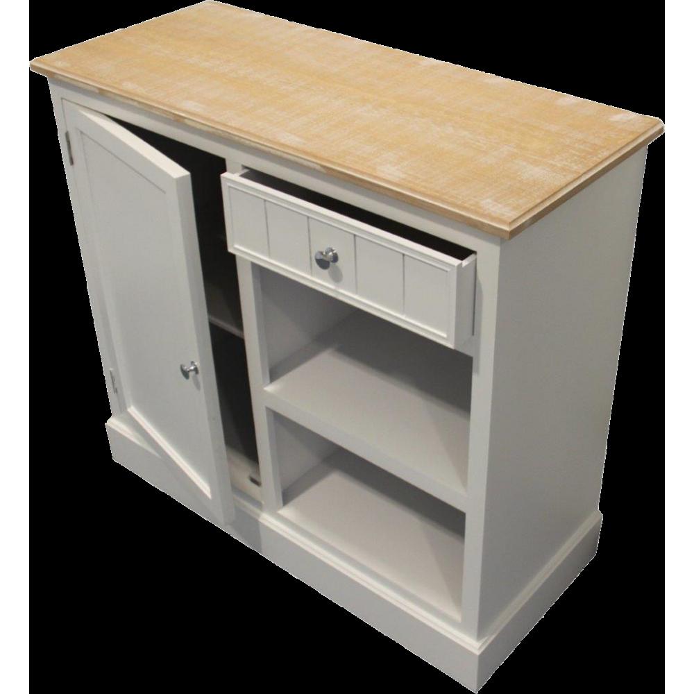 belle commode en bois 88 cm paolo collaner. Black Bedroom Furniture Sets. Home Design Ideas