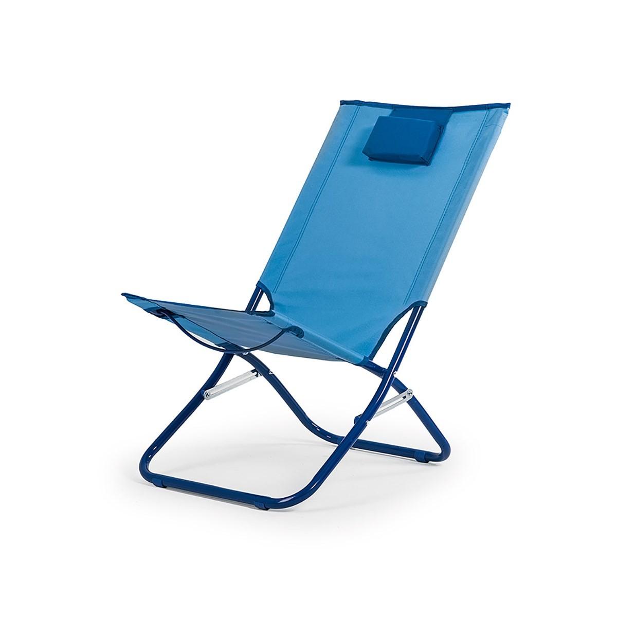 Maui extra 2 transats chaises pliables parasol jardin for Chaises longues pliables