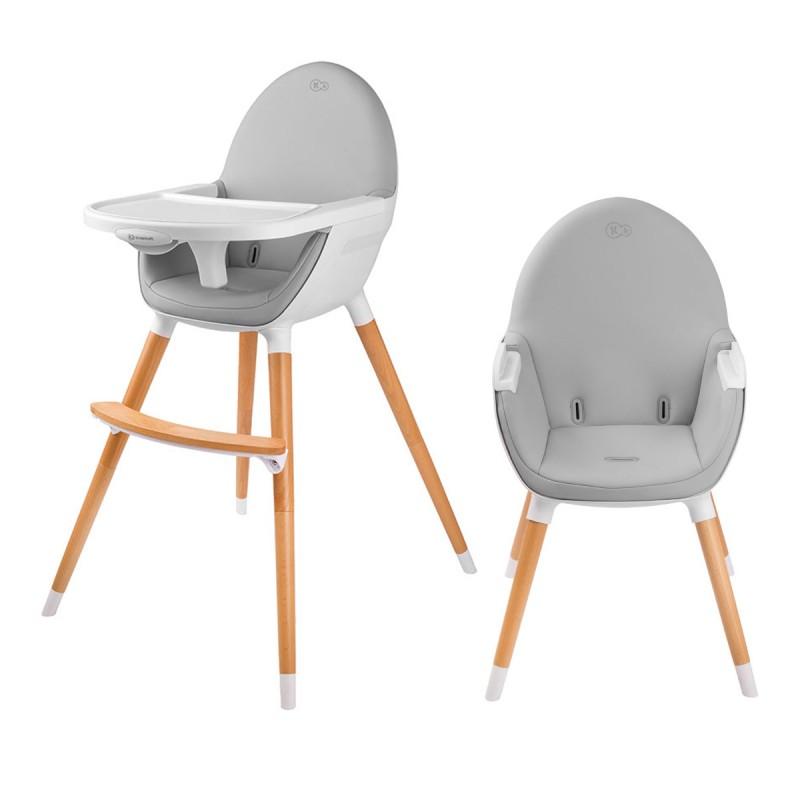 FINI - une maginifique chaise haute Scandinave nordique