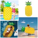 matelas gonflable ananas