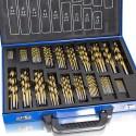 Kit 235 forets bois et métal