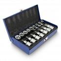 Coffret kit 16 clés Torx