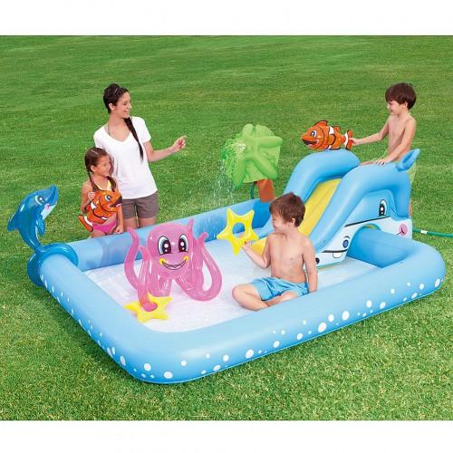 Parc aquatique gonflable Bestway