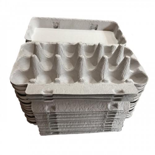 Boîtes oeufs de cailles en carton