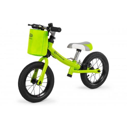 NOVI Draisienne vélo d'apprentissage sans pédale réglable frein