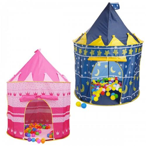CUBBY Tente pour enfant en forme de château