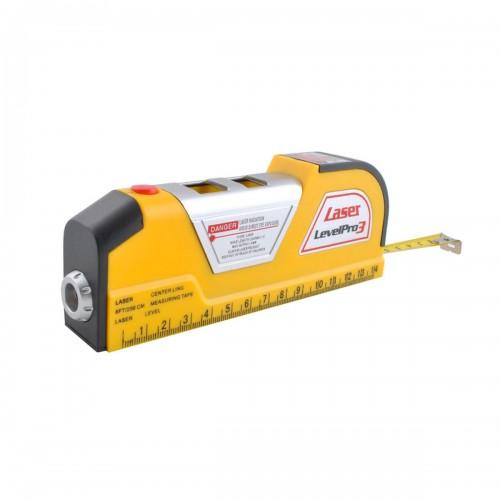 Niveau laser avec mètre ruban