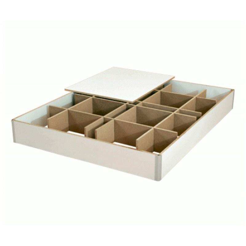 podium sommier pour lit eau. Black Bedroom Furniture Sets. Home Design Ideas