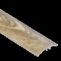 Barre de seuil alu couleur chêne