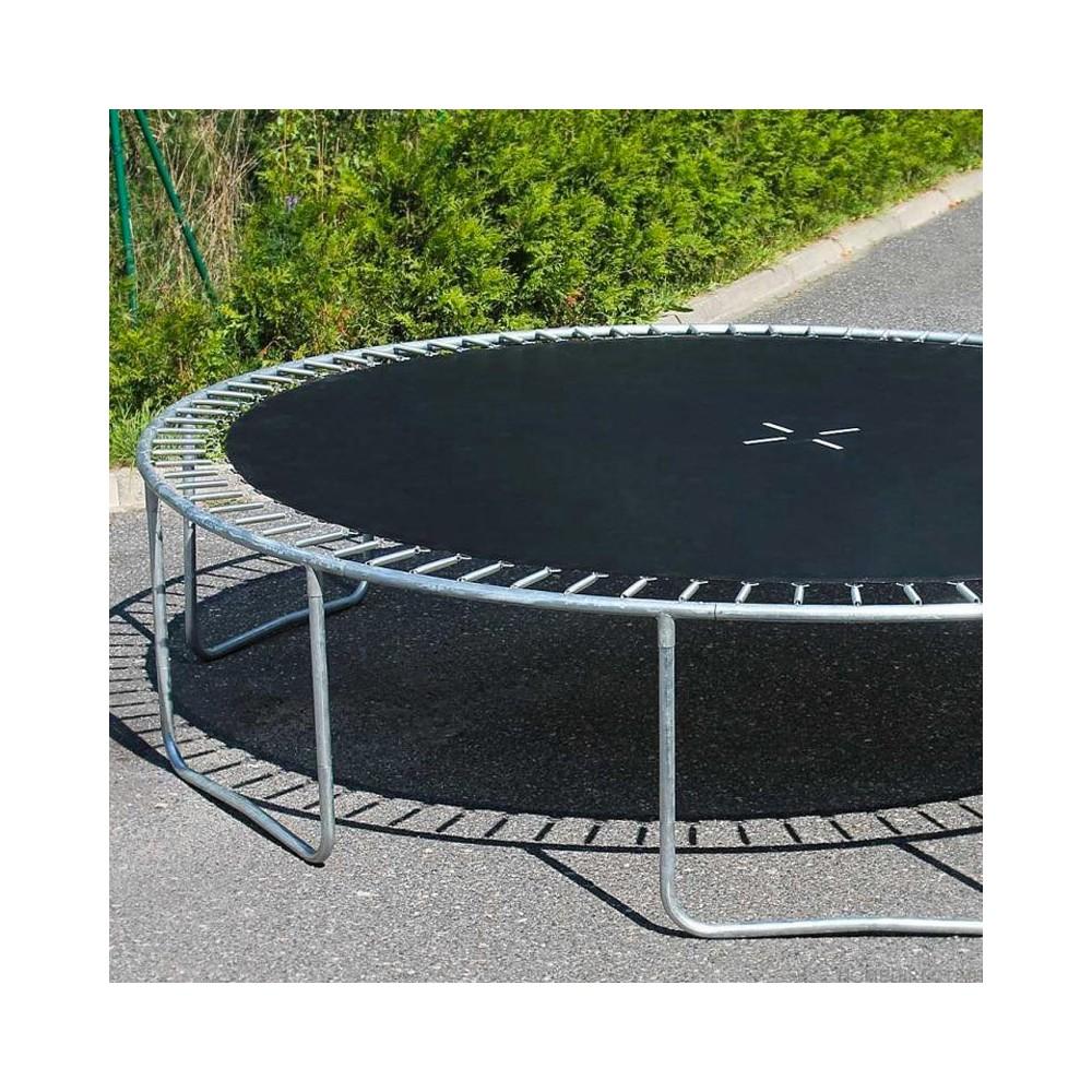Toile de saut pour trampoline tapis de saut en promotion - Toile a canevas pour tapis ...