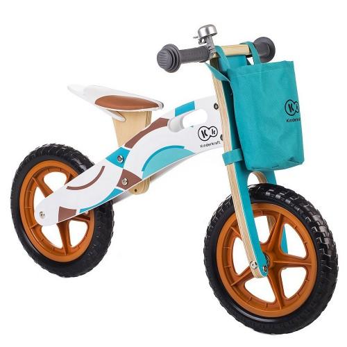 Draisienne AVENTURE vélo en bois enfant de 3 à 6 ans