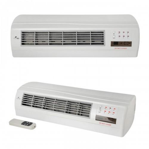 Rideau d'air froid ou chaud 1000 / 2000 W radiateur soufflant