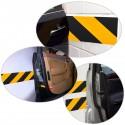 Protection garage détails