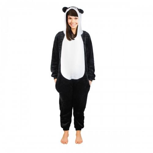 Costume pyjama de panda adulte déguisement