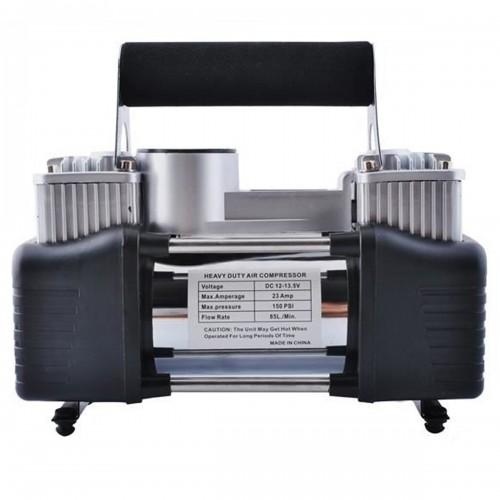 Compresseur 2 cylindres 12 V pour voiture