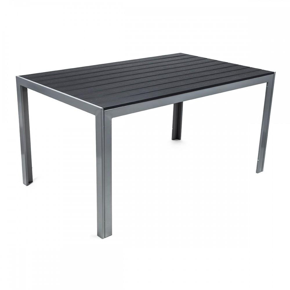 promo salon de jardin en aluminium top qualit. Black Bedroom Furniture Sets. Home Design Ideas