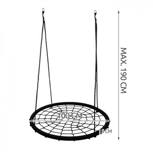 Suspension balançoire dimensions