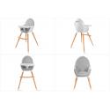 FINI chaise haute déclinaisons
