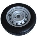 Pneu roue de secours 155/70 R13