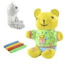 ours à colorier détails