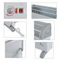 Convecteur 2000 W détails