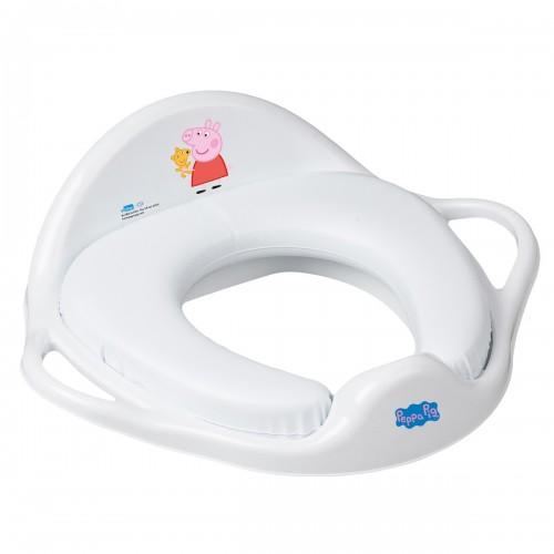 Réducteur de toilettes Peppa Pig rose