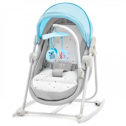 UNIMO2 Transat balancelle berceau siège bébé 5en1 pliable