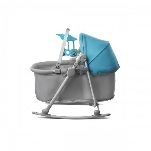 UNIMO berceau 5en1 balancelle transat siège bébé pliable