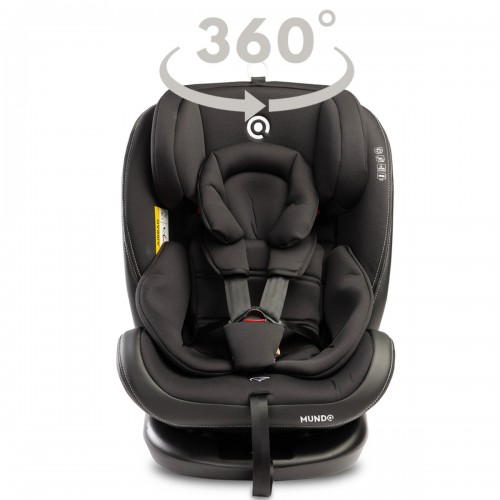 Siège-auto 360° Noir
