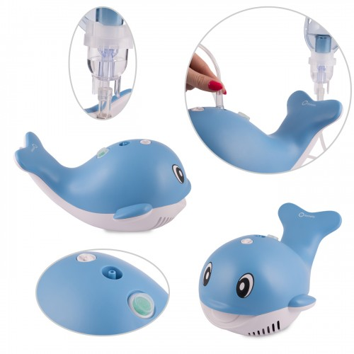 Nebi Inhalateur Baleine détails