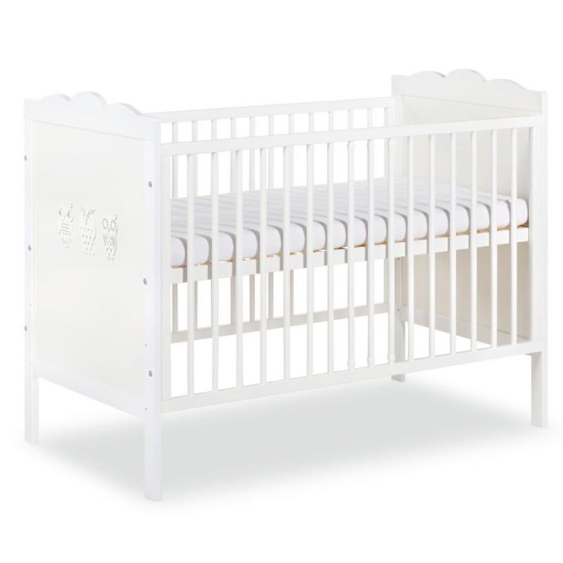 Lit à barreaux bébé 120X60 cm