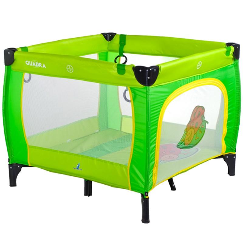Parc bébé vert
