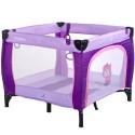 Parc bébé violet