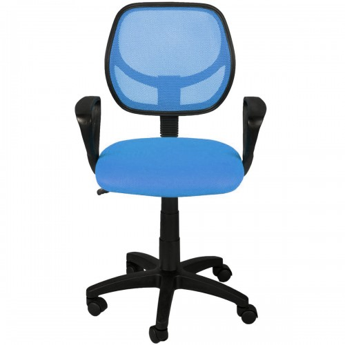 Chaise de bureau bleu