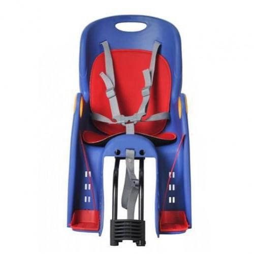 Siège de vélo bébé & enfant fixation sur porte-bagages