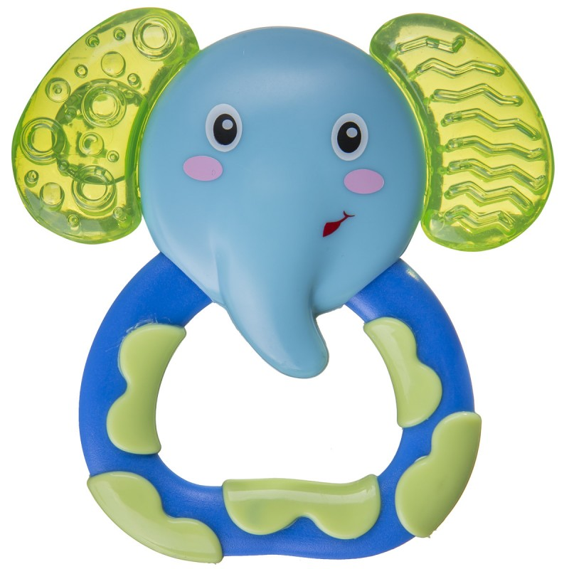 Anneau de dentition éléphant