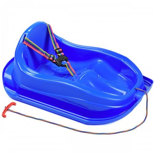 MINI Luge bébé avec dossier et harnais