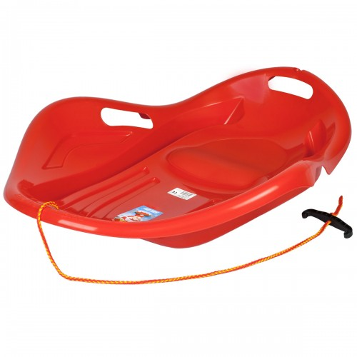 Luge confortable rouge