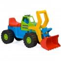 Porteur camion tractopelle