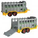 Jouets tracteurs remorques