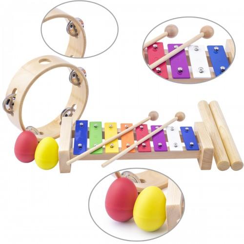 Instruments musique enfants