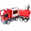 Coffret de véhicule pompier